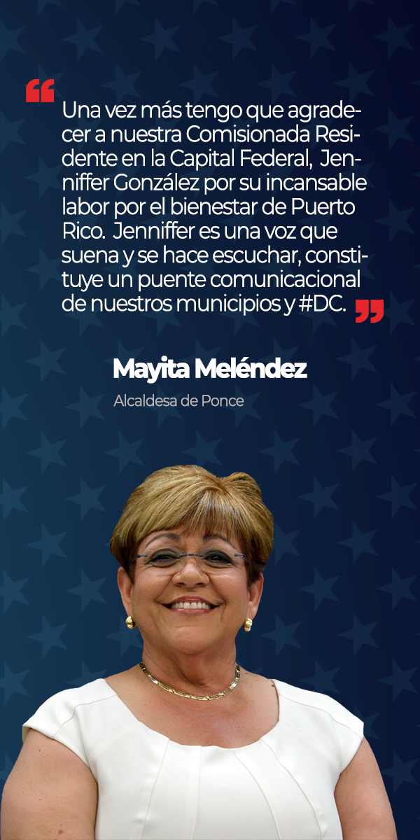 Mayita Melendez Testimonial Version Movil
