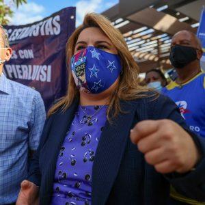 Candidatos del PNP hacen compromisos con la comunidad dominicana en ruta a las elecciones